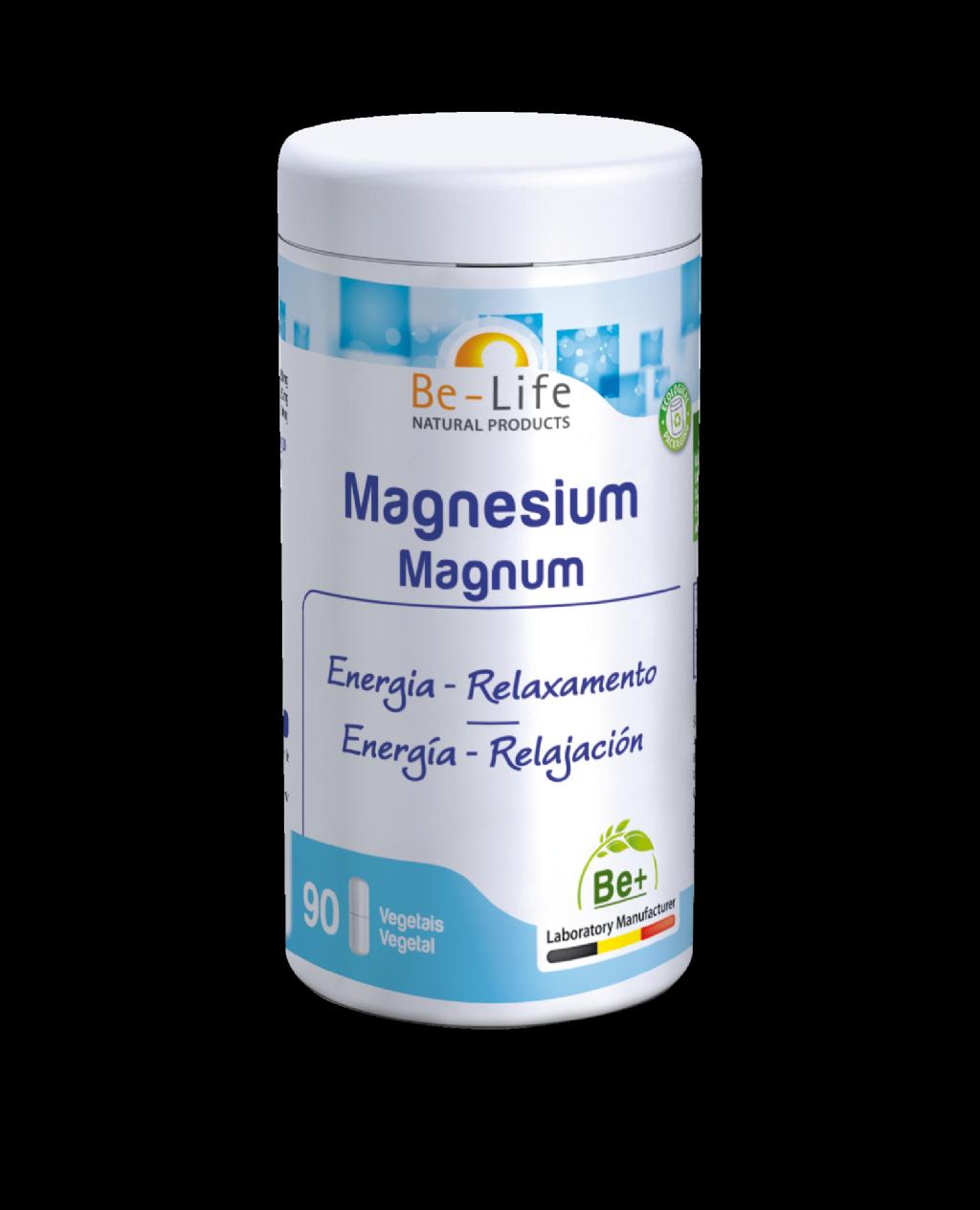 MAGNESIUM MAGNUM 90 GEL BIOLIFE