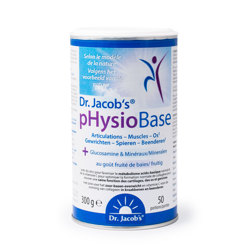 PHYSIOBASE 300G DR JACOBS